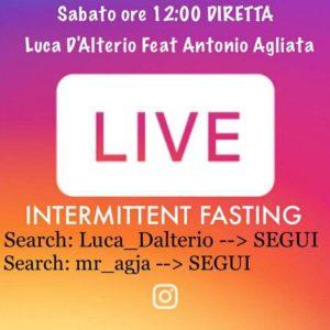 Live: intermittent fasting