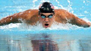 Il segreto di Michael Phelps