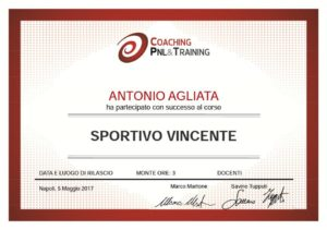 Sportivo vincente
