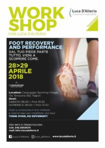 FOOT RECOVERY AND PERFORMANCE